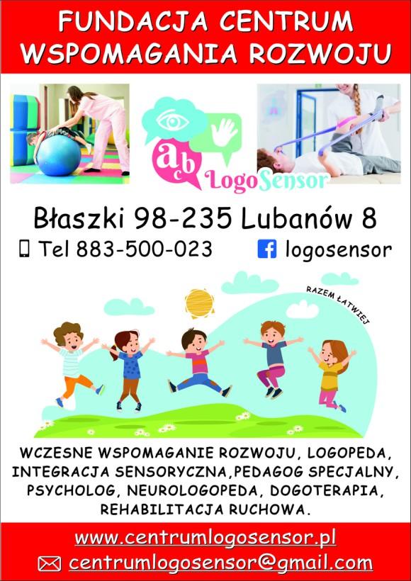 Plakat fundacji